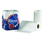 Klassic White Kitchen Roll Pk24