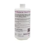 Hand Soap Unperf Bactericidal 1Ltr Pk2
