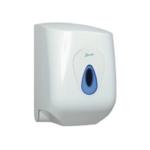 2Work White Mini Centrefeed Dispenser