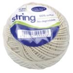 Cotton String Ball Medium 40m C172