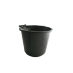 Black Heavy Duty Bucket 14ltr