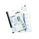 Durable 200 Inserts 54x90mm Pk200