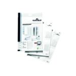 Durable Badgemaker Insert 52x100 Pk40
