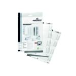 Durable Badgemaker Insert 61x150 Pk40