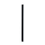 Durable 6mm Black Spinebar Pk50 2931/01