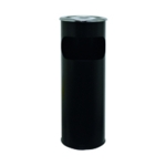 SYR Combi Ash Stand Bin Black X0086209