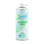 2Work Invertible Spray Duster 200ml