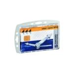 Durable Encl Proximity Card Holder Pk50