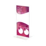 Announce Stand Up Sign Holder Third A4