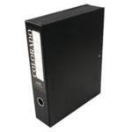 Rexel Colorado Box File A4 Black Pk5