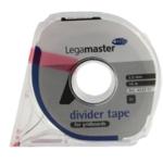 Legamaster Black Self Adhesive Tape