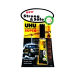 UHU All Purpose Strong Adhesive 7g Pk12