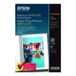 Epson Prem Semi-Gloss A4 Photo Ppr Pk20