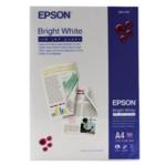 Epson Br/White A4 Inkjet Paper Ream