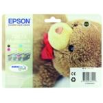 Epson T0615 Bk/C/M/Y Ink Cartridge Pack