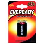Eveready Super Heavy Duty 9V Battery