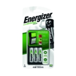 Energizer Maxi Charger 4xAA Batteries