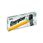 Energizer Indl Battery AAA/LR03 Pk10