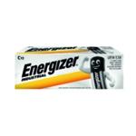 Energizer Indl Battery Size C /LR14 Pk12