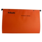 Esselte Orgarex Susp File FS Orange Pk50