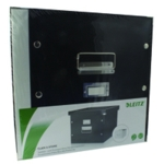 Leitz Click Black Susp File Storage Box