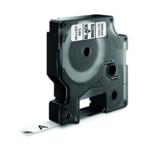 Dymo Blk/Wht 1000/5000 Tape 9mmx7m 40913