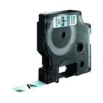 Dymo 4500 Black/Clear Tape 45010
