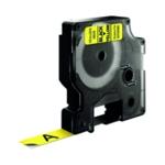 Dymo 4500 Black/Yellow Tape 45018