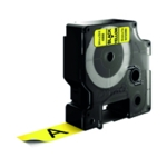 Dymo Blk/Yel 2000/5500 Tape 19mm 45808