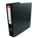 Esselte Black 4D-Ring Maxi A4 Binder