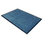 Doortex Dust Control Mat 600x900mm Blue