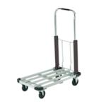 GPC Folding Lightweight Trolley Alum