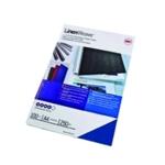 GBC Linen A4 Bind Cover 250gsm Blue