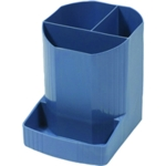 Forever Blue Pen Pot Holder 675101D
