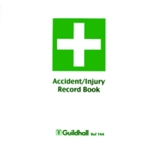 Guildhall Accident and Injury Book T44