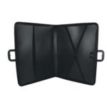 Goldline Zip Portfolio A3 Black
