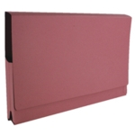 Guildhall Full Flap Pkt Wallet Pink Pk50