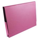 Guildhall Pocket Wallet 14x10in Pnk Pk50