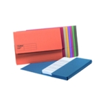 Guildhall Document Wallet Fs Asstd P50