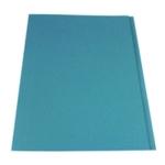 Guildhall Sq Cut Folder 315g Blu Pk100