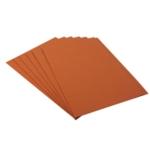 Guildhall Sq Cut Folder 315g Org Pk100