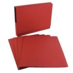 Guildhall Sq Cut Folder 315g Red Pk100