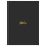 Rhodia A4 C/Bound Hardback Books Pk3