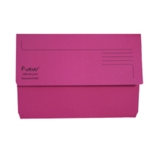 Guildhall Doc Wallet Manilla Fs Pink Pk2