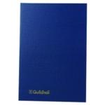 Guildhall 7 Cash Columns Account Book