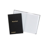 Guidhall Indexed Minute Book Green