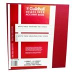 Guildhall 48 4 12 Headliner Book 1292