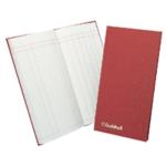 Guildhall Casebound Petty Cash Book