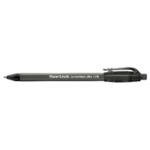 PaperMate Rtrct Black Ballpoint Pen Pk12