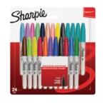 Sharpie Fine Colourburst Marker Pk24